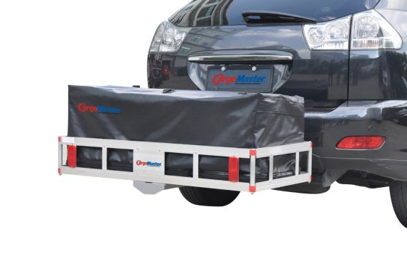 Deluxe Aluminum Hitch-Mount Cargo Carrier Product image