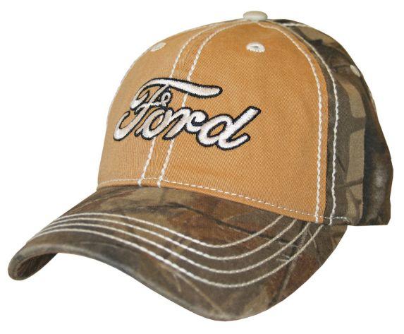Casquette de baseball camouflage, Ford Image de l'article