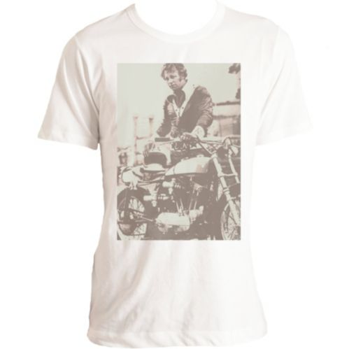 T-shirt Evil Knievel, blanc Image de l'article