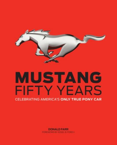 Mustang: 50 Years Book Product image