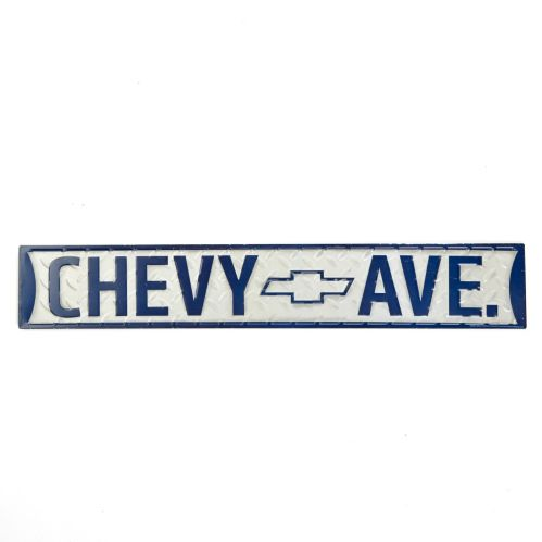 Metal Chevy Avenue Sign Product image