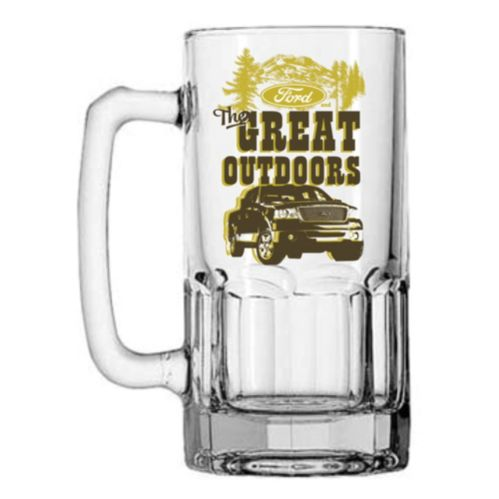 Chope à bière Ford, camouflage Image de l'article