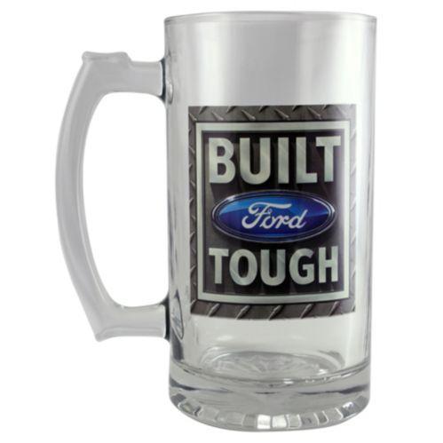 Built Ford Tough Oversize Beer Mug Product image