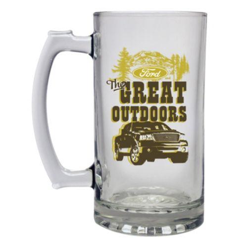 Grande chope à bière Ford, camouflage Image de l'article