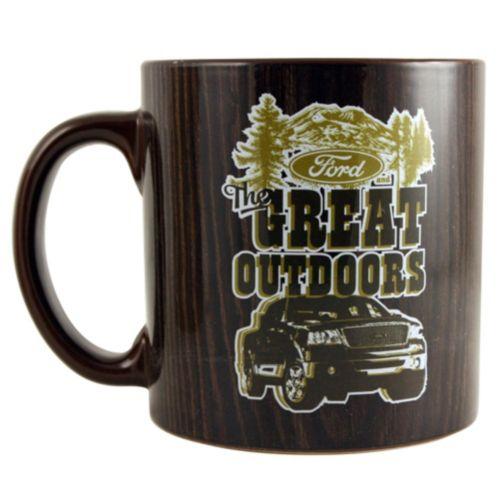 Grande tasse à café Ford, camouflage Image de l'article