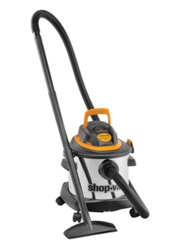 Shop-Vac® Stainless Steel Vacuum, 15-L Product image
