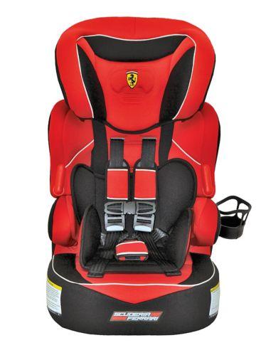 Siège d'appoint à dossier haut Ferrari, avec harnais Image de l'article