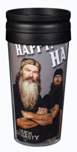 Duck Dynasty Travel Mug, Happy Product image