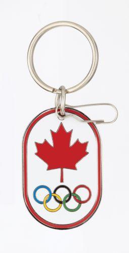 Porte-clés Équipe olympique canadienne Image de l'article
