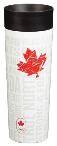 Canadian Olympic Team Mug, White Product image