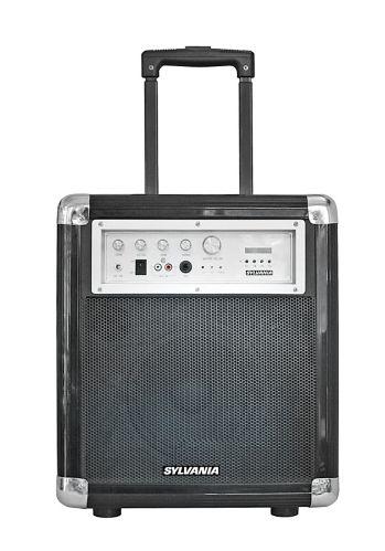 Haut-parleur portable Bluetooth avec micro Image de l'article