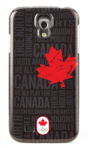 Canadian Olympic Team GS4 Case, Black Product image