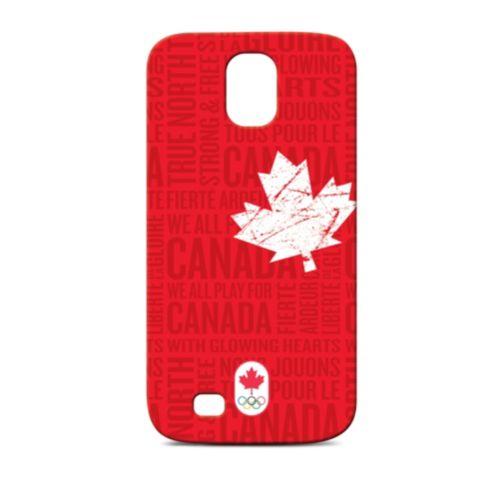 Étui GS4 Équipe olympique canadienne, rouge Image de l'article