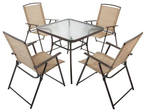 Patio Set, 5-pc Product image