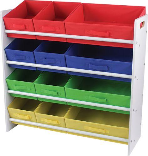 12 Bin Fabric Organizer Product image