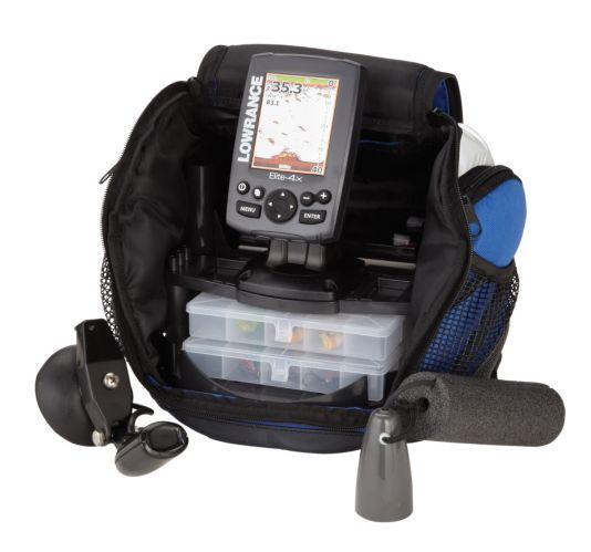 Lowrance Elite 4x Ice Machine Combo Product image
