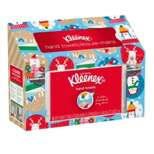 Kleenex Holiday Design Hand Towels, 55-pk Product image