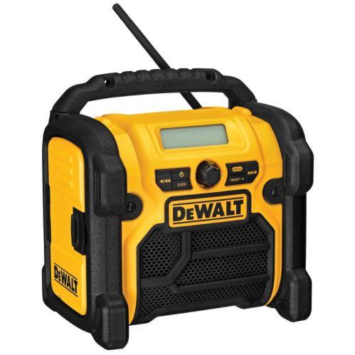 Radio de chantier sans fil DEWALT, Li-Ion 12/20 V Max et Ni-Cd 18 V Image de l'article