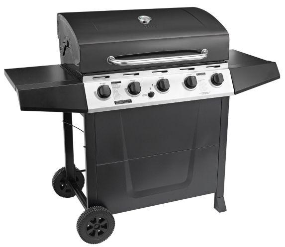 Barbecue MASTER Chef S550, propane Image de l'article