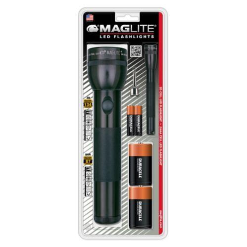 Lampes de poche Maglite 2D et 2AAA Image de l'article