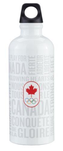 Bouteille Équipe olympique canadienne, paille Image de l'article