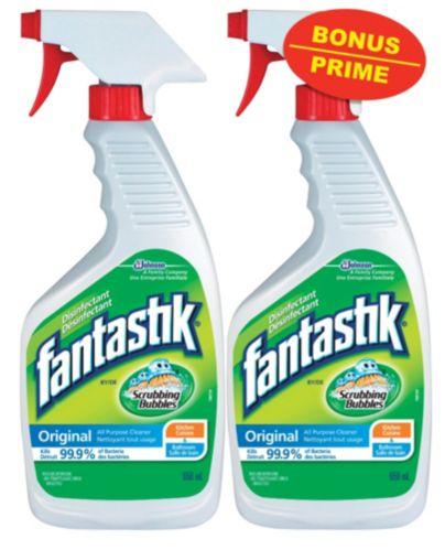 Nettoyant Fantastik, format économique, 946 mL, paq. 2 Image de l'article