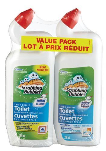 Nettoyant Scrubbing Bubbles, paq. 2 Image de l'article