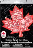 Canadian Olympic Temporary Tattoos   Olympicsnull