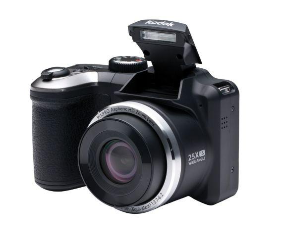 Kodak AZ251 Digital Camera, Black Product image