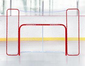 Filets de hockey pleine taille