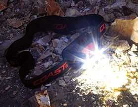 Coast LED Headlamps