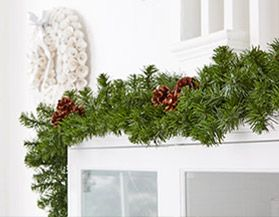 Christmas Garlands & Tinsel