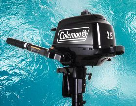 Shop Coleman Outboard Motors