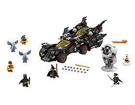 Shop all Batman Building Sets & Blocks