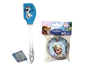 Disney Frozen Baking Accessories