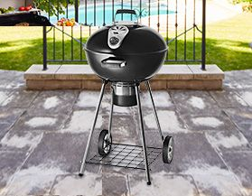 Shop All Napoleon Charcoal BBQs