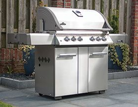 Shop All Napoleon Natural Gas BBQs