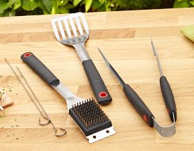 Shop Master Chef BBQ Tools