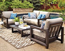 Canvas Patio Lounge Furniture Canadian Tire