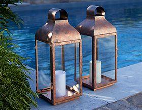 patio lanterns lights - Patio Lanterns