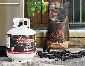 Shop all Propane Tanks & Charcoal