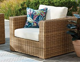 Patio Armchairs