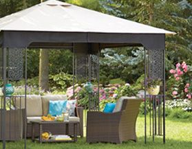Gazebos, Awnings & Accessories