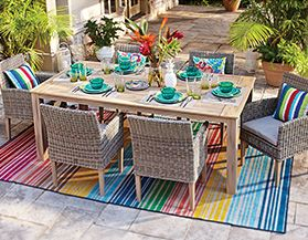 Patio Furniture Decor