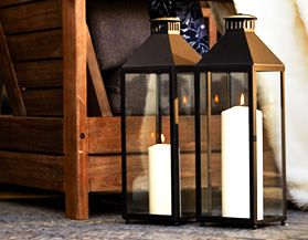 Patio Lanterns & Lights