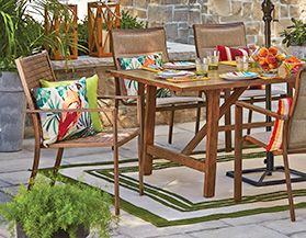 Patio Dining Furniture Canadian Tire