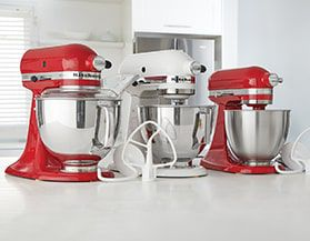 Food Mixers & Accessories