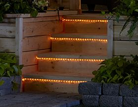 Deck & Stair Lighting