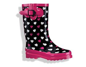 Rubber and Rain Boots