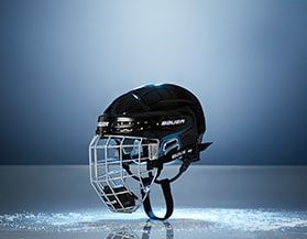 Casques de hockey, sénior